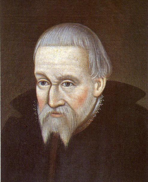 Guðbrandur Þorláksson Hólabiskup.