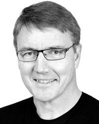 Kristþór Gunnarsson.