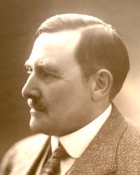 Einar Benediktsson.