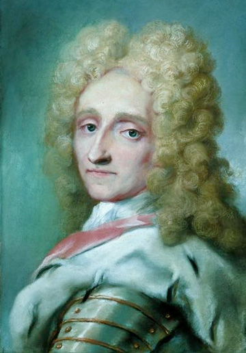 Friðrik IV. (1671-1730) Veitti Vajsenhus einkaleyfi fyrir prentsmiðju.